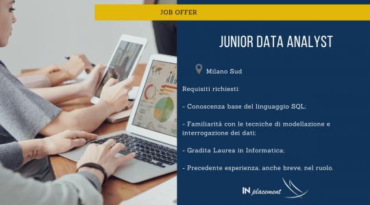 Junior Data Analyst